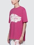 CALVIN KLEIN JEANS EST.1978 Car Print S/S T-Shirt