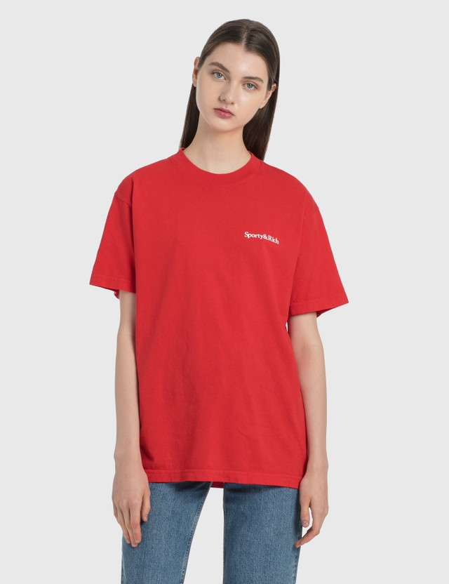 Sporty & Rich Drink More Water T-Shirt
