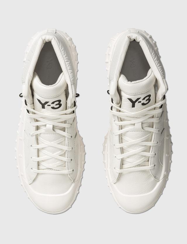 Y-3 GR.1P High Corewhite/corewhite/black Men