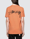 Stussy Smooth Stock Short Sleeve T-shirt Picture