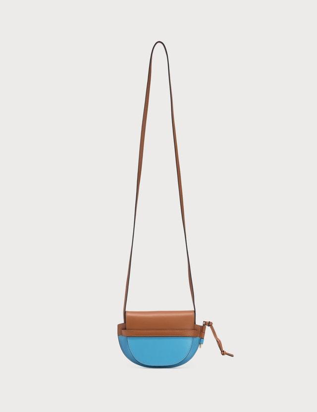 Loewe Mini Gate Colour Block Bag