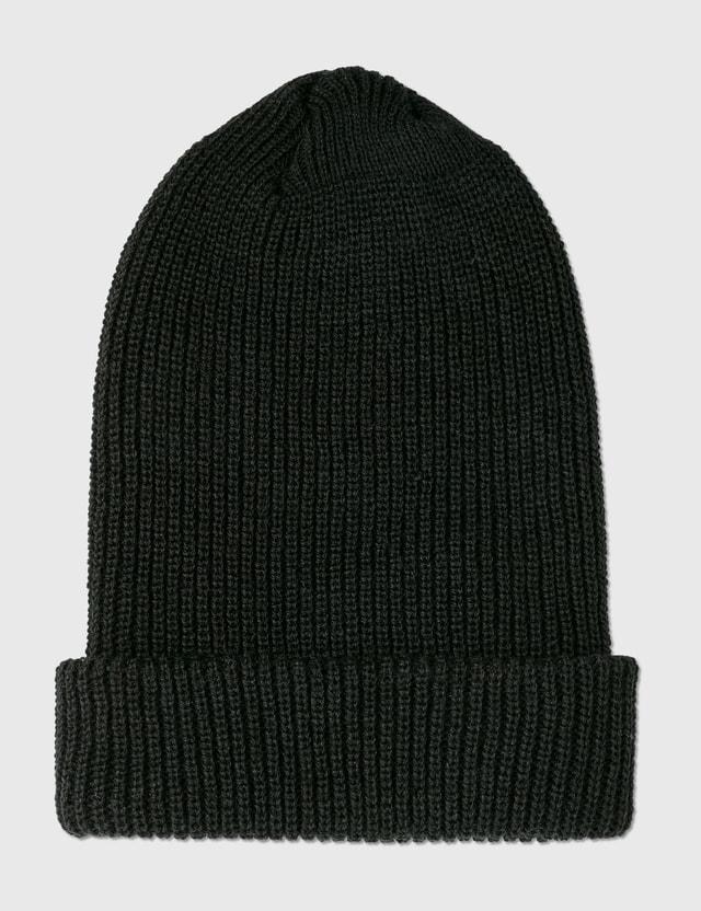 BoTT Logo Knit Cap Black Men