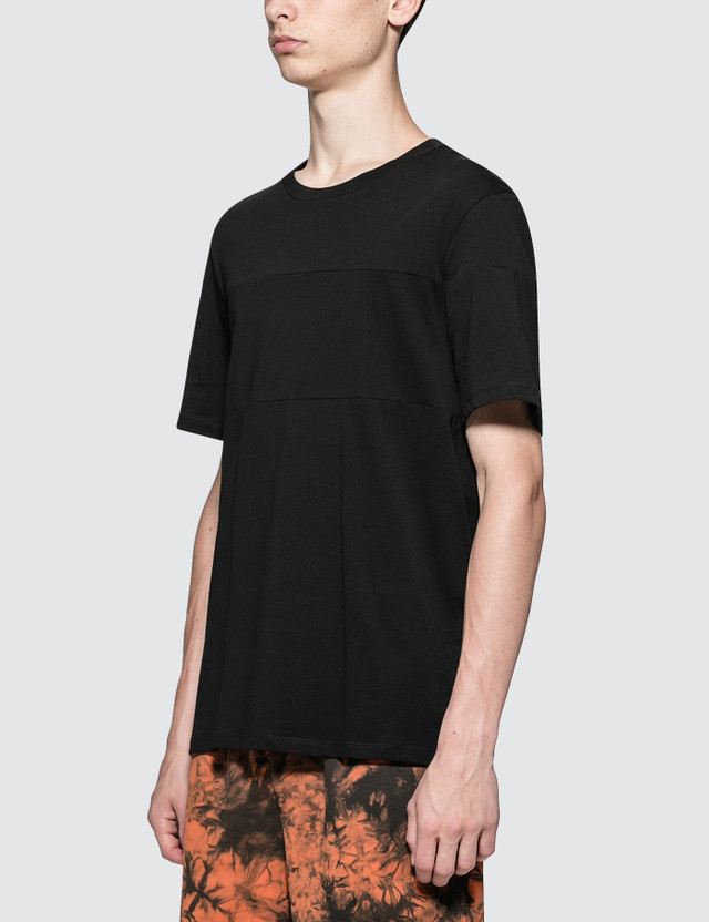 Helmut Lang Band Seam S/S T-Shirt