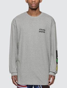 Stussy Harmony Long Sleeve T-shirt