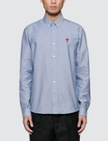 Ami Button-down Shirt Picture