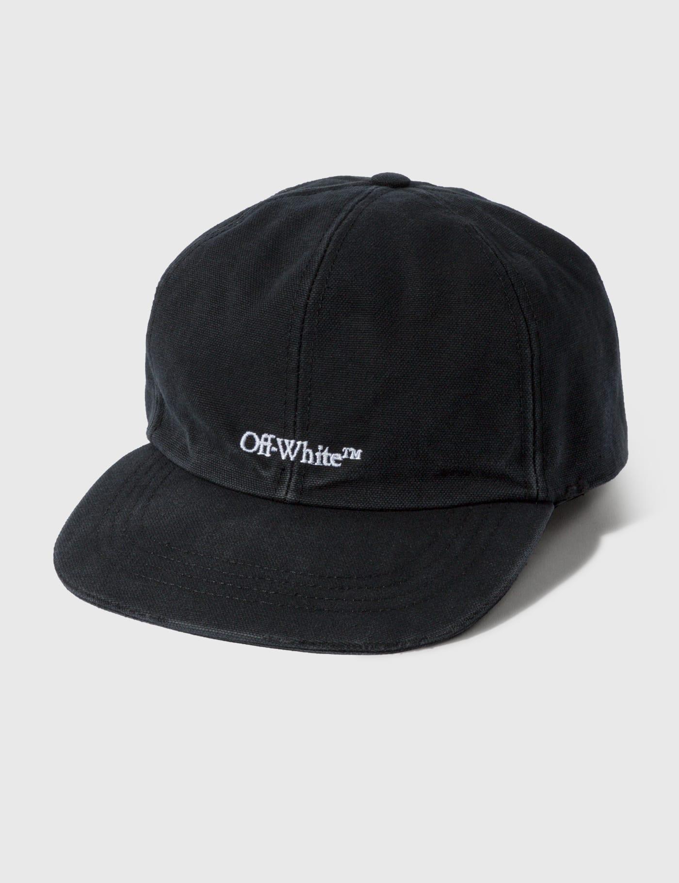 Bookish Off White Baseball Cap