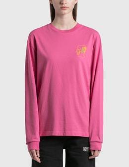 Brain Dead Goop Long Sleeve T-Shirt