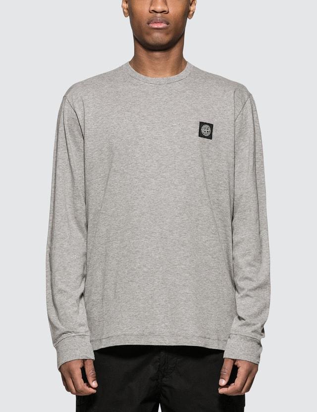 Stone Island L/S T-Shirt