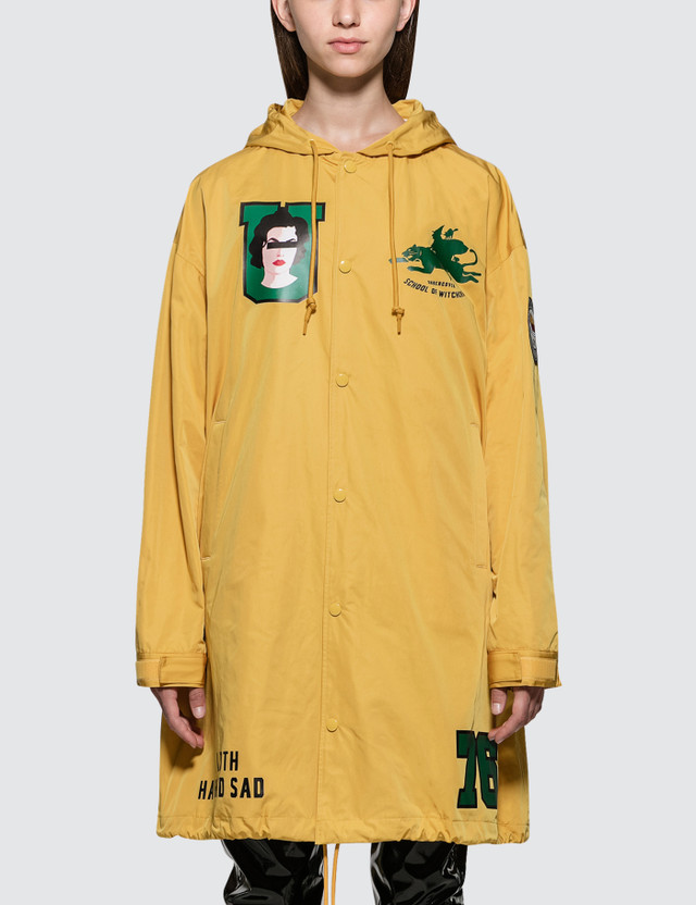 "Undercover ""Generation"" Raincoat"