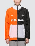 F.C. Real Bristol Separate Practice Jacket Picutre