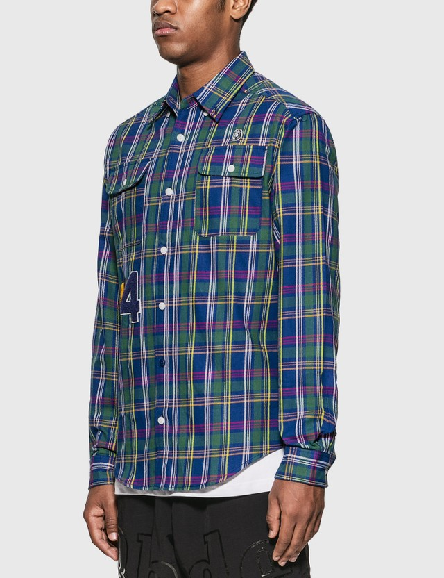 Billionaire Boys Club Kindling Long Sleeve Shirt
