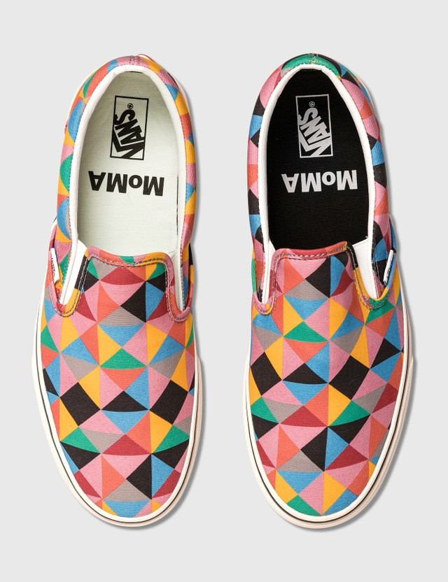Vans Vans x MoMA Classic Slip-on (moma) Faith Ringgold Men