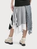 Loewe Stripe Jersey Skirt