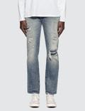 Levi's 511 Slim Fit The Burn Warp DX Jeans Picture