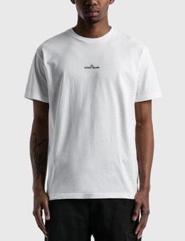 Stone Island Large Back Logo T-Shirt