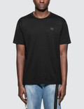 Acne Studios Nash Face S/S T-Shirt Picture