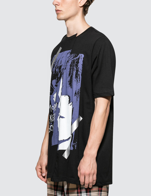 Faith Connexion Double Face Black S/S T-Shirt
