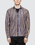 Maison Kitsune Stripes Classic Shirt Picture