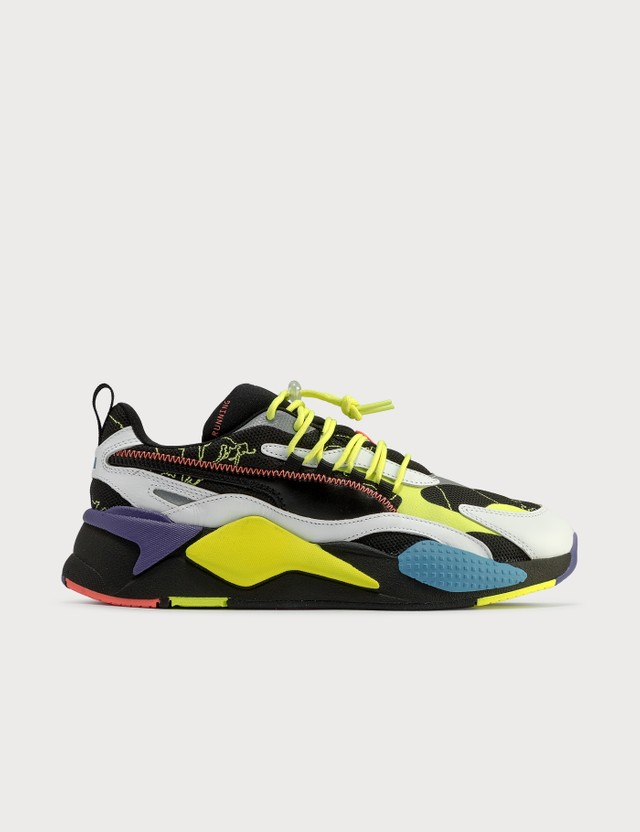 Puma RS-X³ '데이 제로' Puma Black-puma White Women