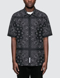 Alexander Wang Bandana Silk Jacquard Shirt Picture