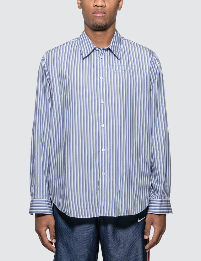 Martine Rose Classic Stripes Shirt