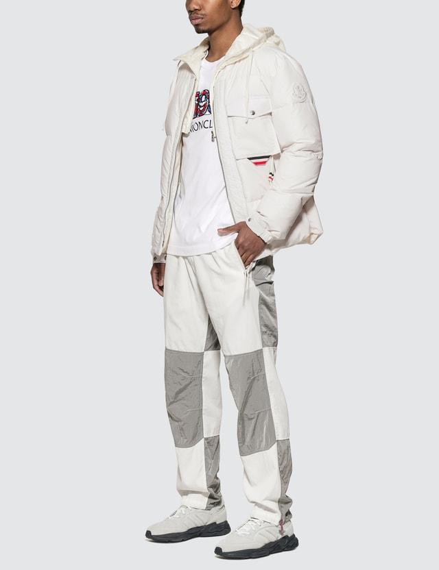 Moncler Genius 1952 Print T-shirt White Men