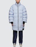 3.1 Phillip Lim Reversible Oversized Striped Poplin Down Jacket Picture