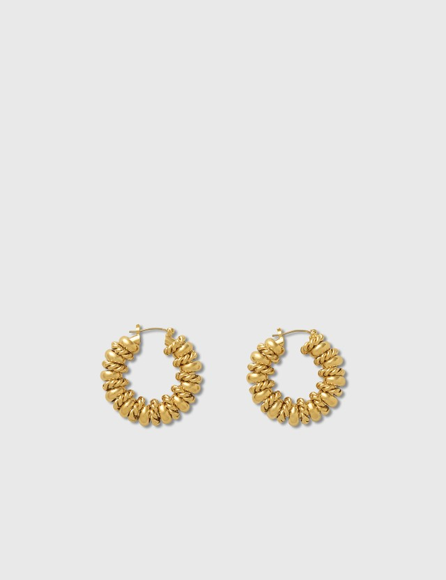 Laura Lombardi Serena Earrings Gold Women