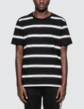 Calvin Klein Jeans Yd Heavy Cotton Stripes S/S T-Shirt Picture