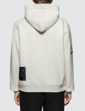Alexander Wang Zip Up Hoodie with Platinum Trophy Patch