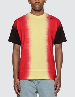 Ambush Tie Dye Paneled T-Shirt
