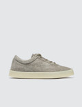 Yeezy Season 6 Women's Crepe Sneaker In Thick Shaggy Suede Picture