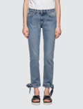 MSGM Pantalone Jeans Picture