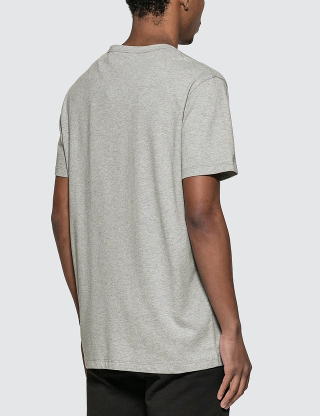 Moncler Genius 1952 Embroidery Jersey T-shirt Grey Men