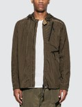 CP Company Nylon Shirt Jacket with Hood Picture