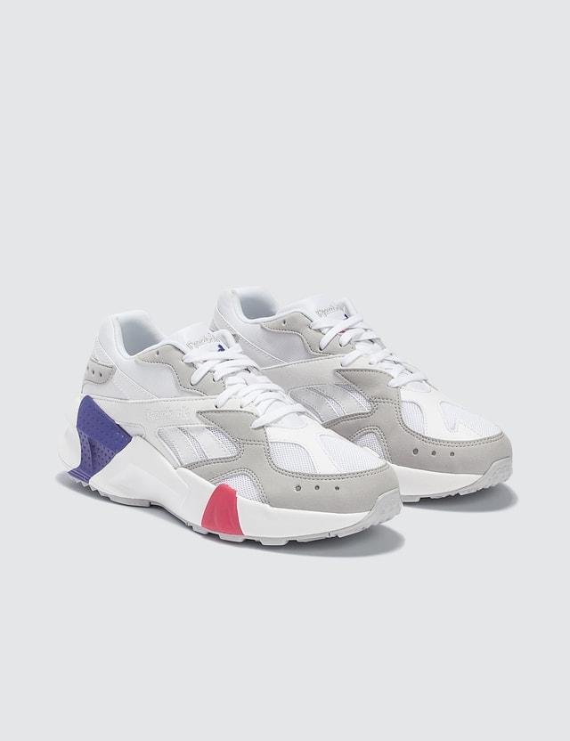 Reebok Aztrek Double White/grey/pink/b:lue Move Men