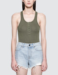 Alexander Wang Stretch Rib Bodysuit Picture