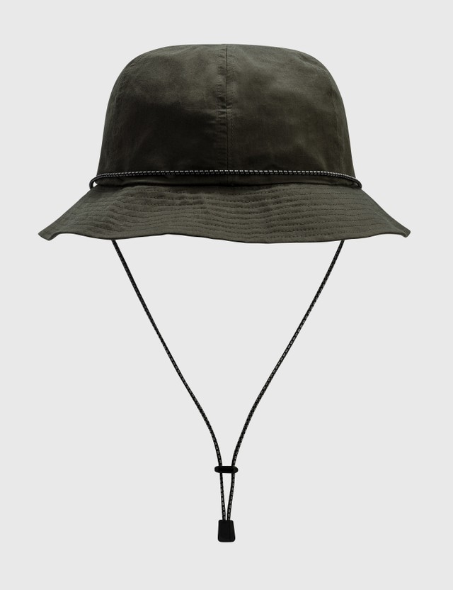 Meanswhile Split 6 Panel Hat