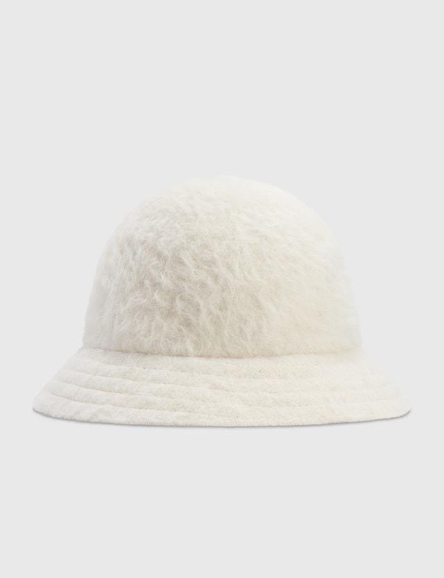 Kangol Furgora Casual Bucket Hat Ivory Men