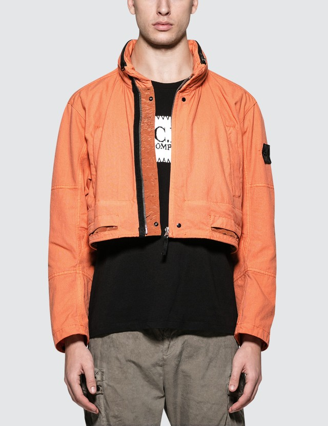 Stone Island Shadow Project Divided Field Jacket