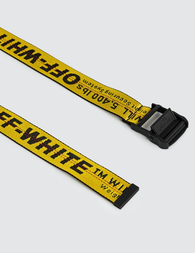 Off-White Carryover Industrial Belt