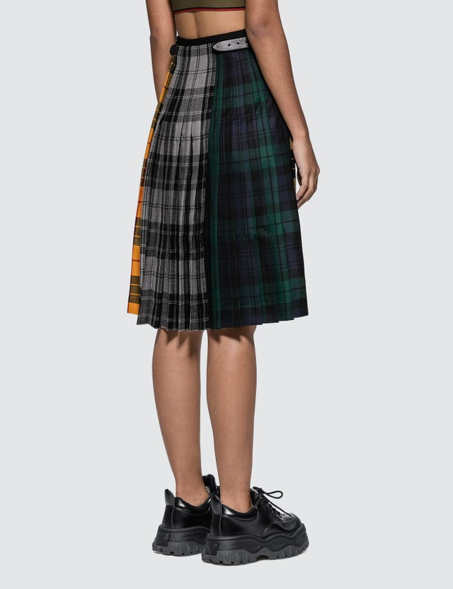Le Kilt Mix And Match Tartan 25-inch Skirt