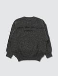 Comme des Garçons HOMME Back Logo Knit Picture