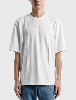 Ader Error Needle Logo T-shirt