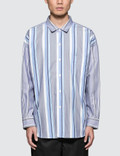 Monkey Time Stripe Shirt Picture