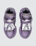 Maison Margiela Retro Low Fit Metallic Sneakers