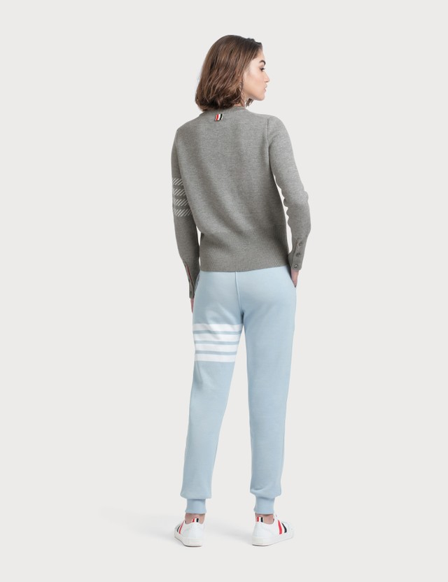 Thom Browne Classic Loop Back Sweatpants