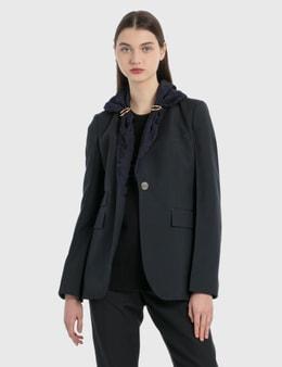 Loewe Jacquard Shawl Jacket