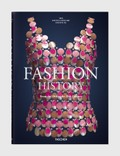 Taschen Fashion History From The 18th To The 20th Century Picture