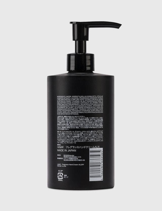 Retaw ALLEN* Fragrance Hand Cream N/a Unisex